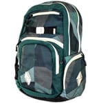 Nitro Hero Rucksack 2016 - Fragments Green