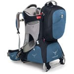Osprey Poco AG Premium Kindertrage Seaside Blue