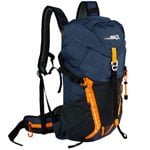 Rock Experience Predator Wanderrucksack Blue Night