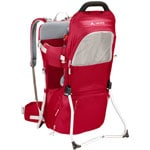 Vaude Shuttle Base Kindertrage Dark Indian Red