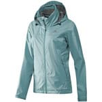 adidas Performance Wandertag Jacket Damen-Jacke Green Earth