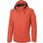 adidas Performance Wandertag Jacket Herren-Jacke Bold Orange
