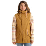 Burton Sadie Jacket Wood Thrush