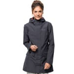 Jack Wolfskin Cape York Coat Ebony