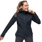 Jack Wolfskin JWP Shell Regenjacke Night Blue
