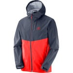 Salomon La Cote Flex Jacket Fiery Red