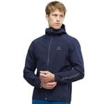 Salomon Outline Jacket  Night Sky