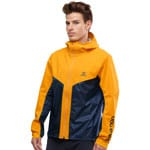 Salomon Outspeed Hybrid Jacket Saffron