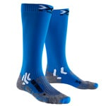 X-Bionic Run Energizer Unisex Sportsocken French Blue