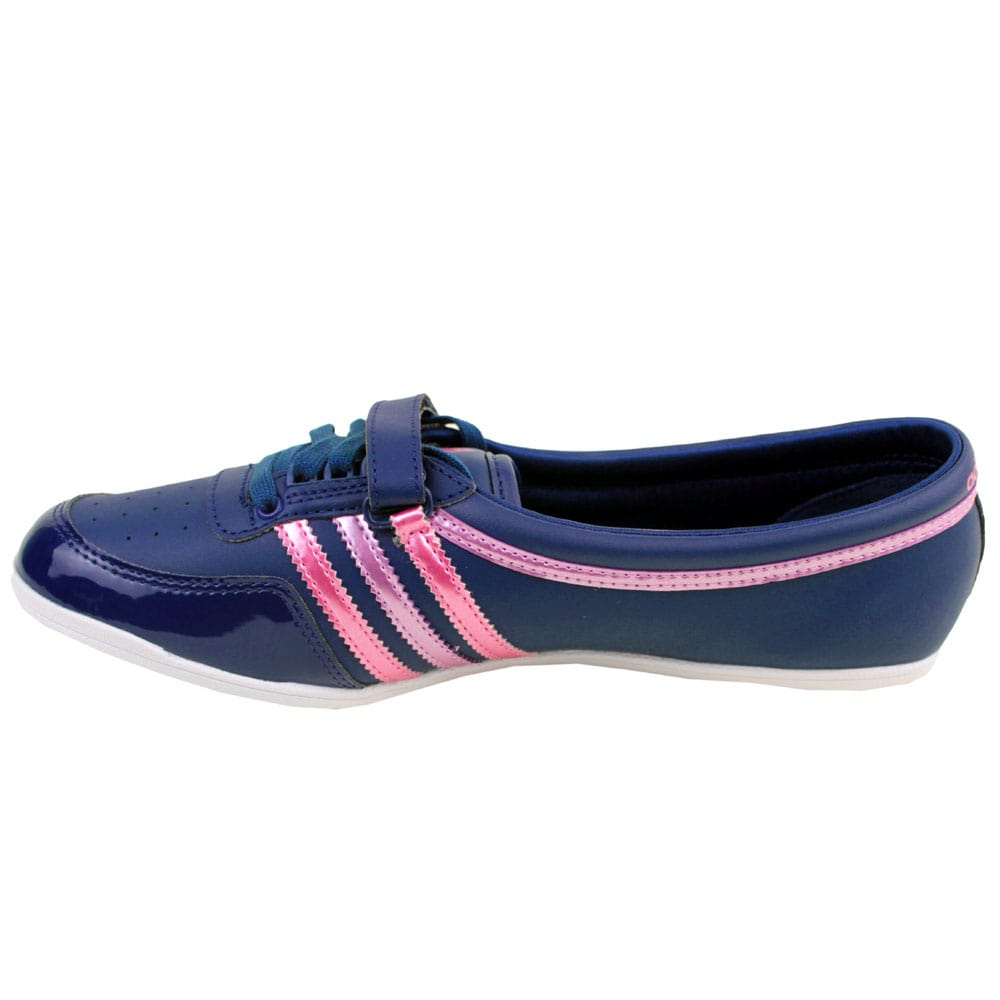adidas Concord Round W shoes blue pink