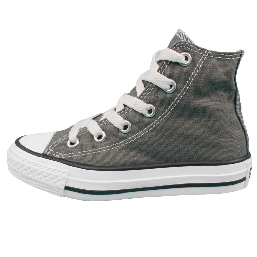 converse all star hi kleinkind chucks 7j793 charcoal. Black Bedroom Furniture Sets. Home Design Ideas