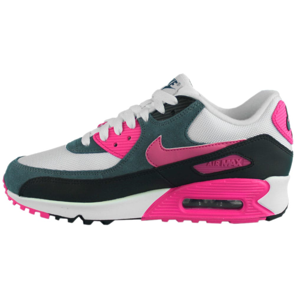nike air max 90 essential wms damen sneaker 616730 100