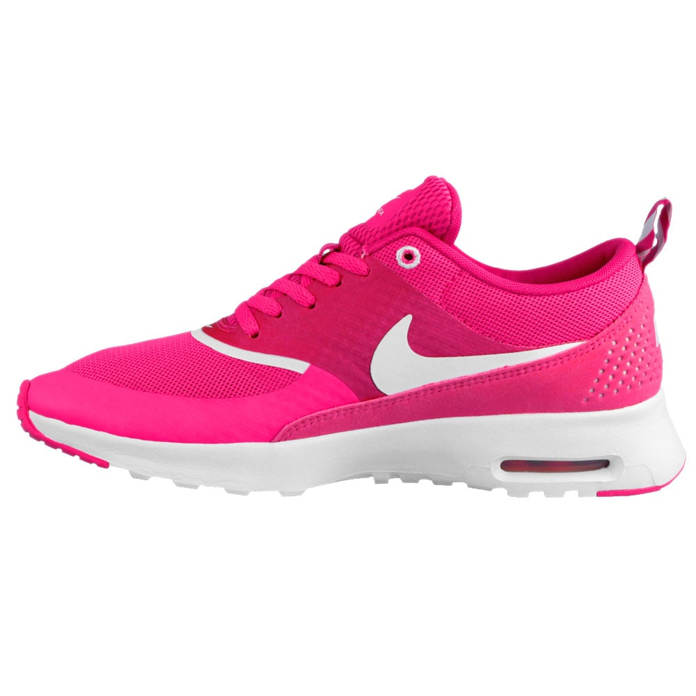 Nike Womens Air Max Thea Prm Premium Running Shoes Purple