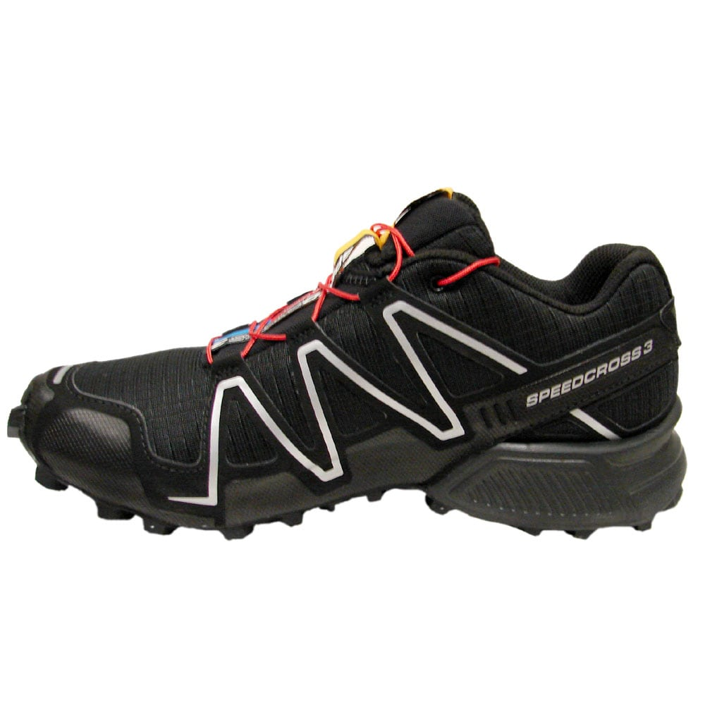 Salomon Speedcross 3 Running 127609 (black silber) | Fun 0ql7u