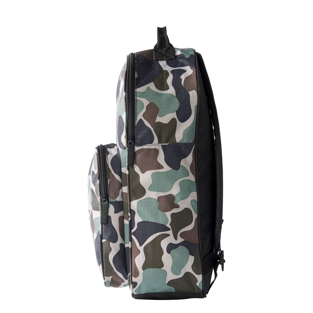 adidas originals classic backpack camo rucksack multicolor. Black Bedroom Furniture Sets. Home Design Ideas
