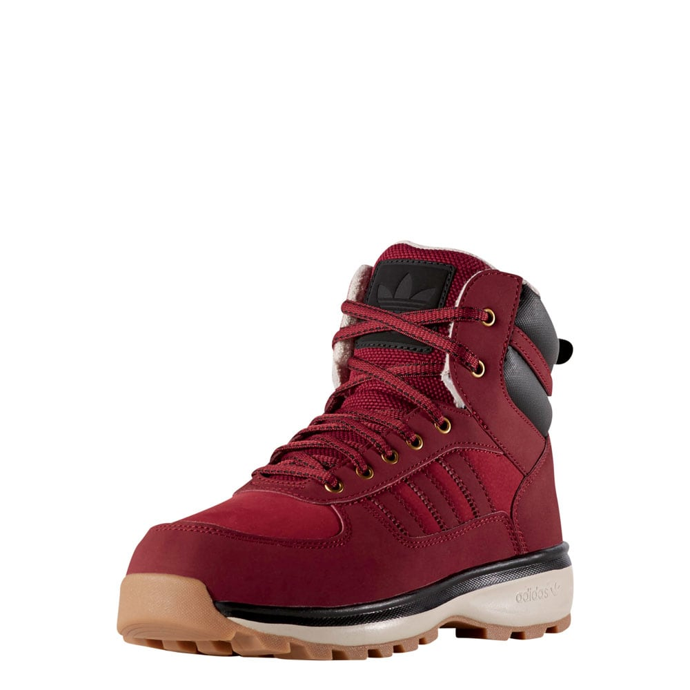 adidas originals chasker boot winterschuh b24875 burgundy clear brown fun sport vision. Black Bedroom Furniture Sets. Home Design Ideas
