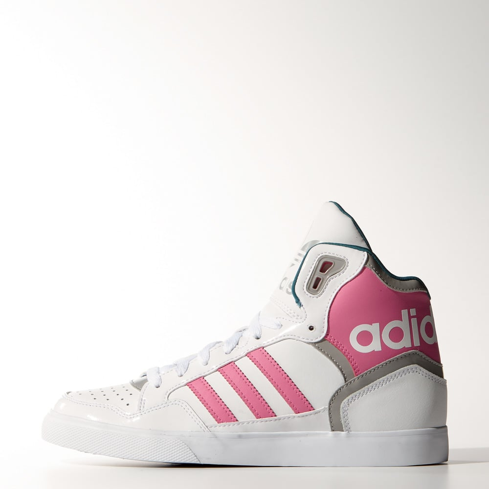 adidas extaball w sneaker m19458 white semi solar pink. Black Bedroom Furniture Sets. Home Design Ideas