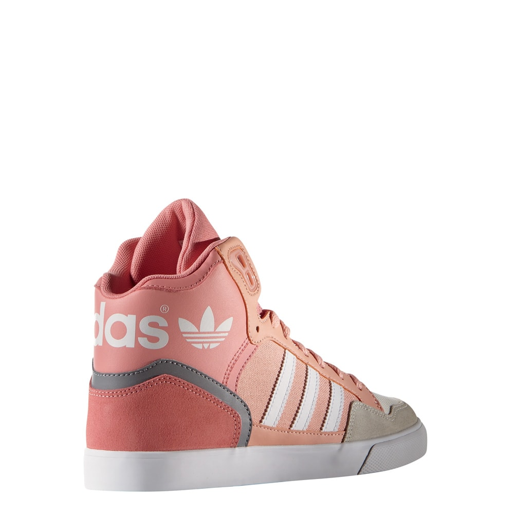 adidas originals extaball w damen sneaker dust pink fun. Black Bedroom Furniture Sets. Home Design Ideas