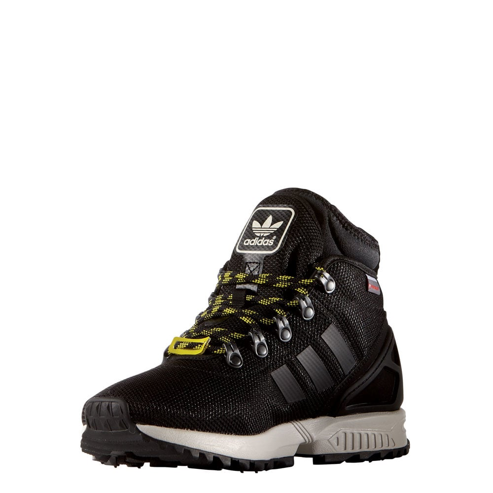 adidas originals zx flux winter herren winterschuhe black. Black Bedroom Furniture Sets. Home Design Ideas