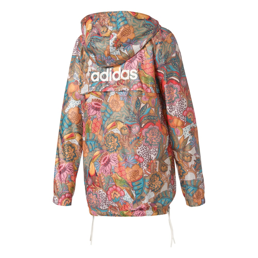 adidas originals fugiprabali windbreaker damen uebergangsjacke fun sport vision. Black Bedroom Furniture Sets. Home Design Ideas