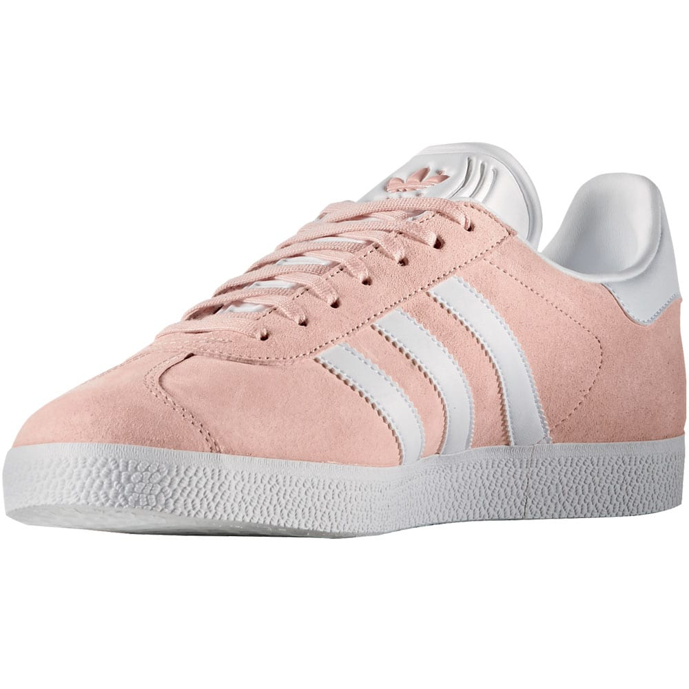 adidas Originals Gazelle Sneaker Rosa Weiss