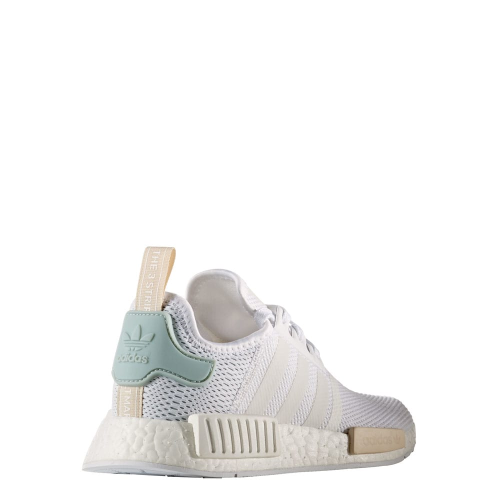 top quality adidas nmd runner weiß tactile grün up ee3de e25cb