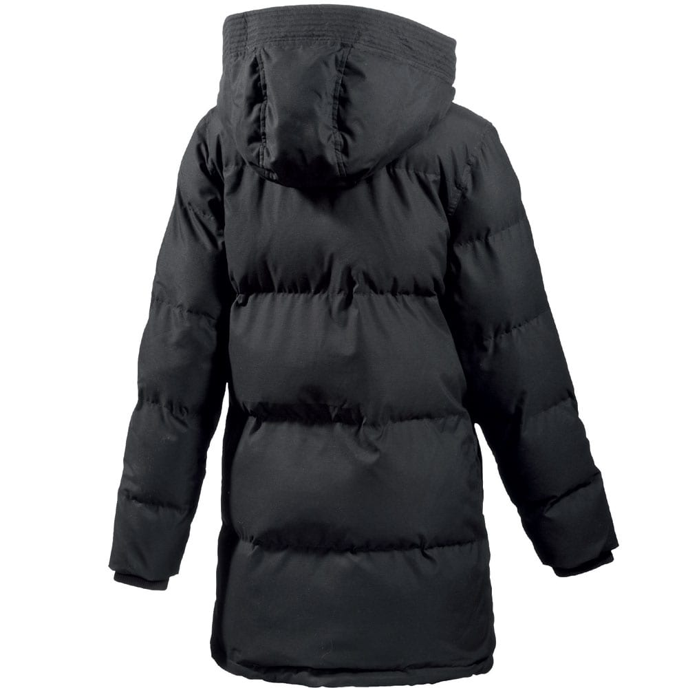 adidas originals long padded jacket damen wintermantel ab4899 black online kaufen. Black Bedroom Furniture Sets. Home Design Ideas