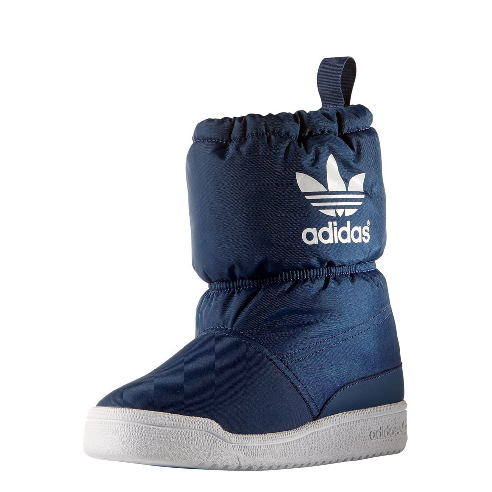 adidas originals slip on boot k kinder winterstiefel. Black Bedroom Furniture Sets. Home Design Ideas
