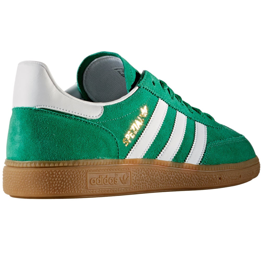 adidas Originals Spezial Sneaker Bold Green White  796847e1cd
