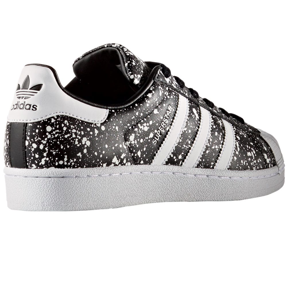 adidas originals superstar w damen sneaker black white. Black Bedroom Furniture Sets. Home Design Ideas