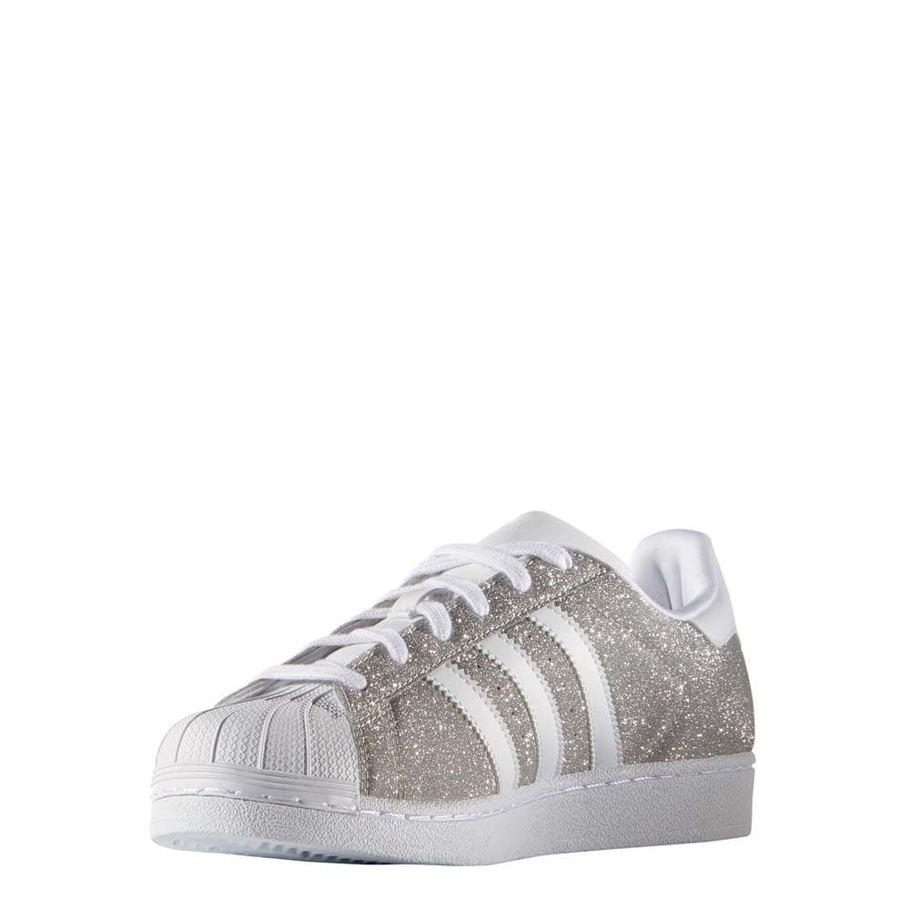 adidas sneaker silber glitzer einradkids. Black Bedroom Furniture Sets. Home Design Ideas