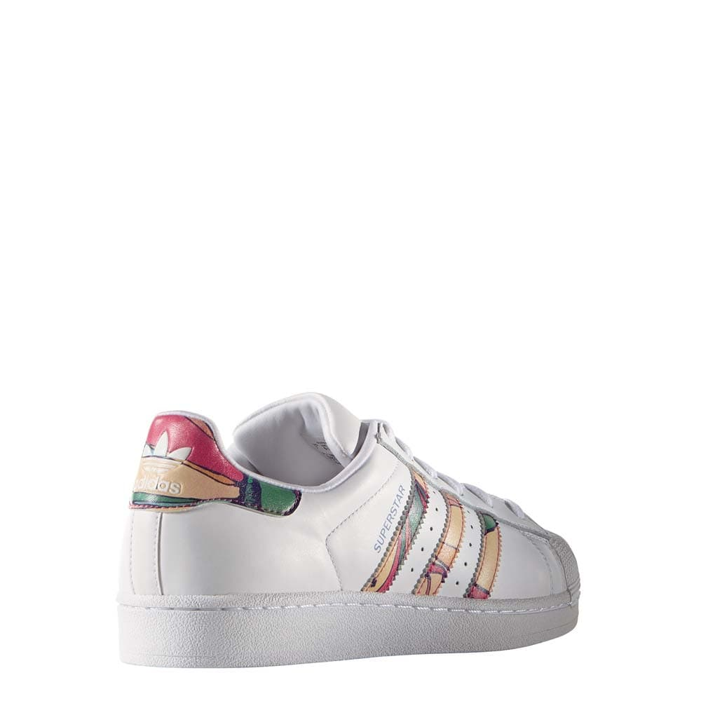 adidas superstar damen multicolor
