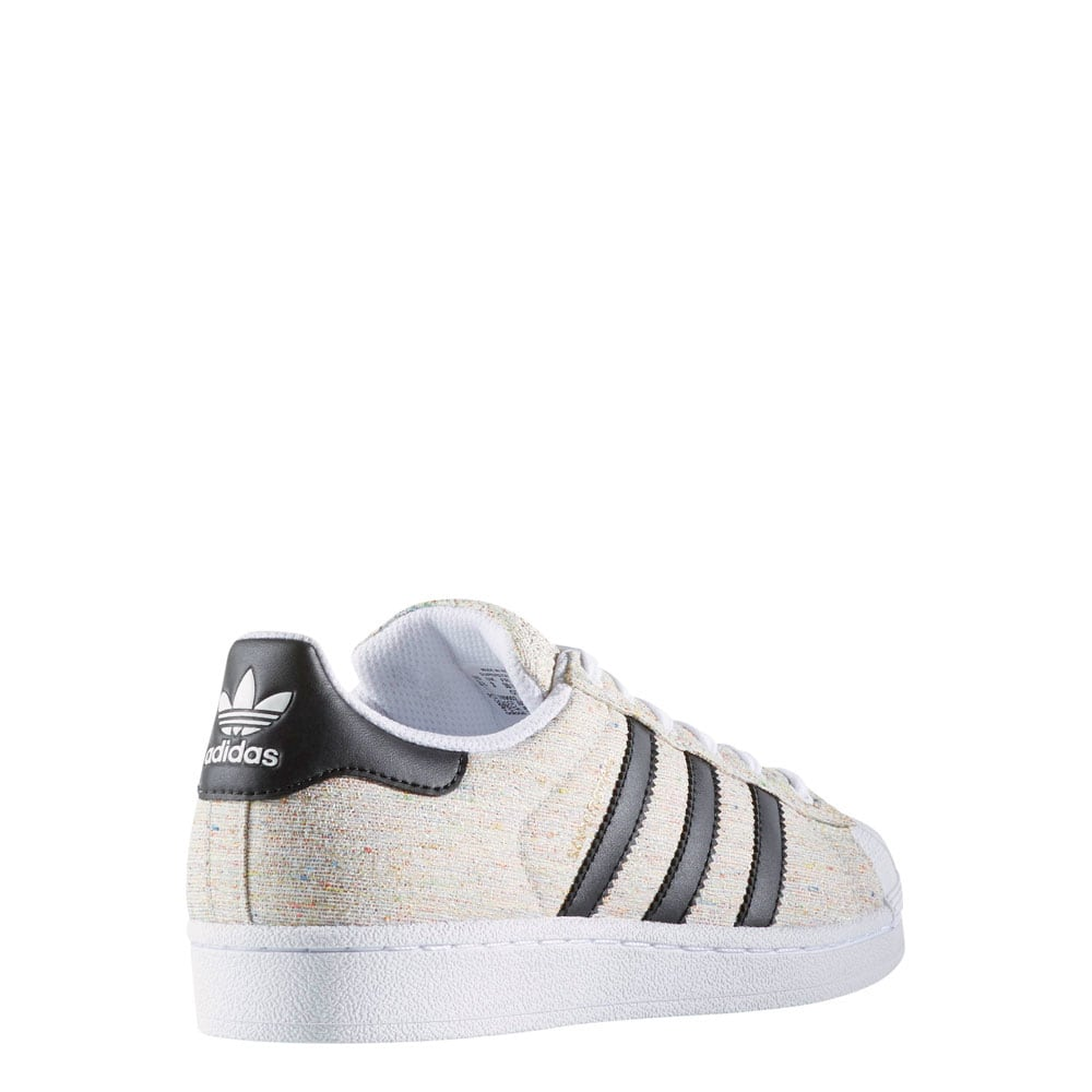 promo code d918f f5183 adidas Originals Superstar J Sneaker Multicolor Black