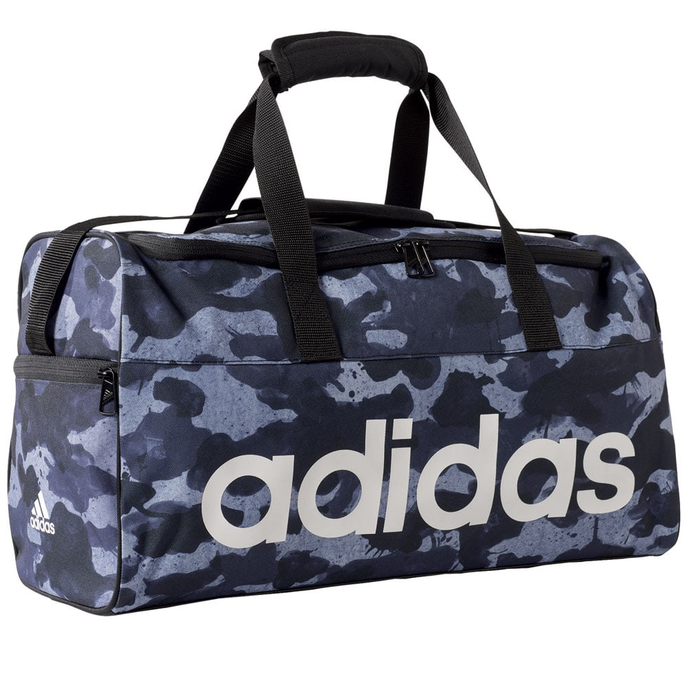 fbbc89cc75829 adidas Linear Performance Teambag Small Sporttasche Blue Camo