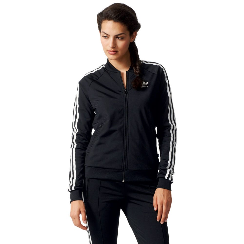 adidas superstar trainingsjacke damen