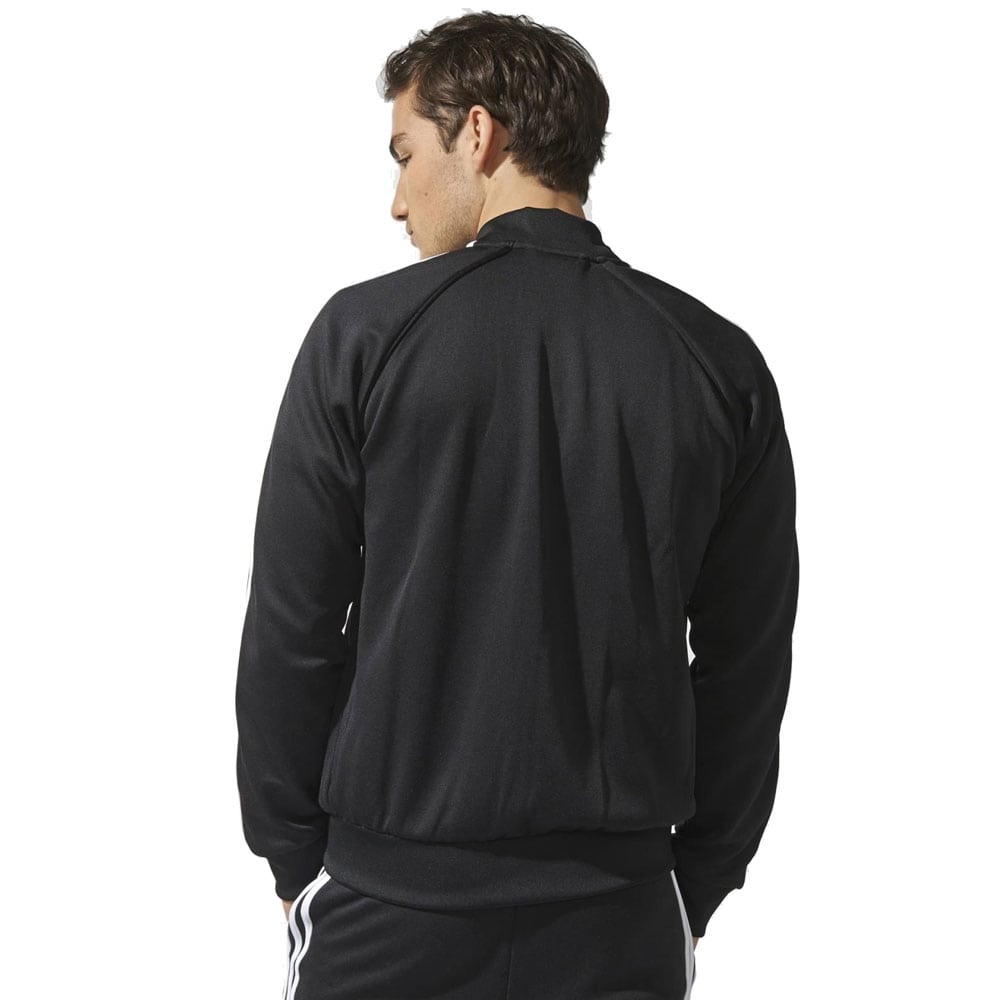 adidas tracktop herren trainingsjacke s19175 black fun. Black Bedroom Furniture Sets. Home Design Ideas