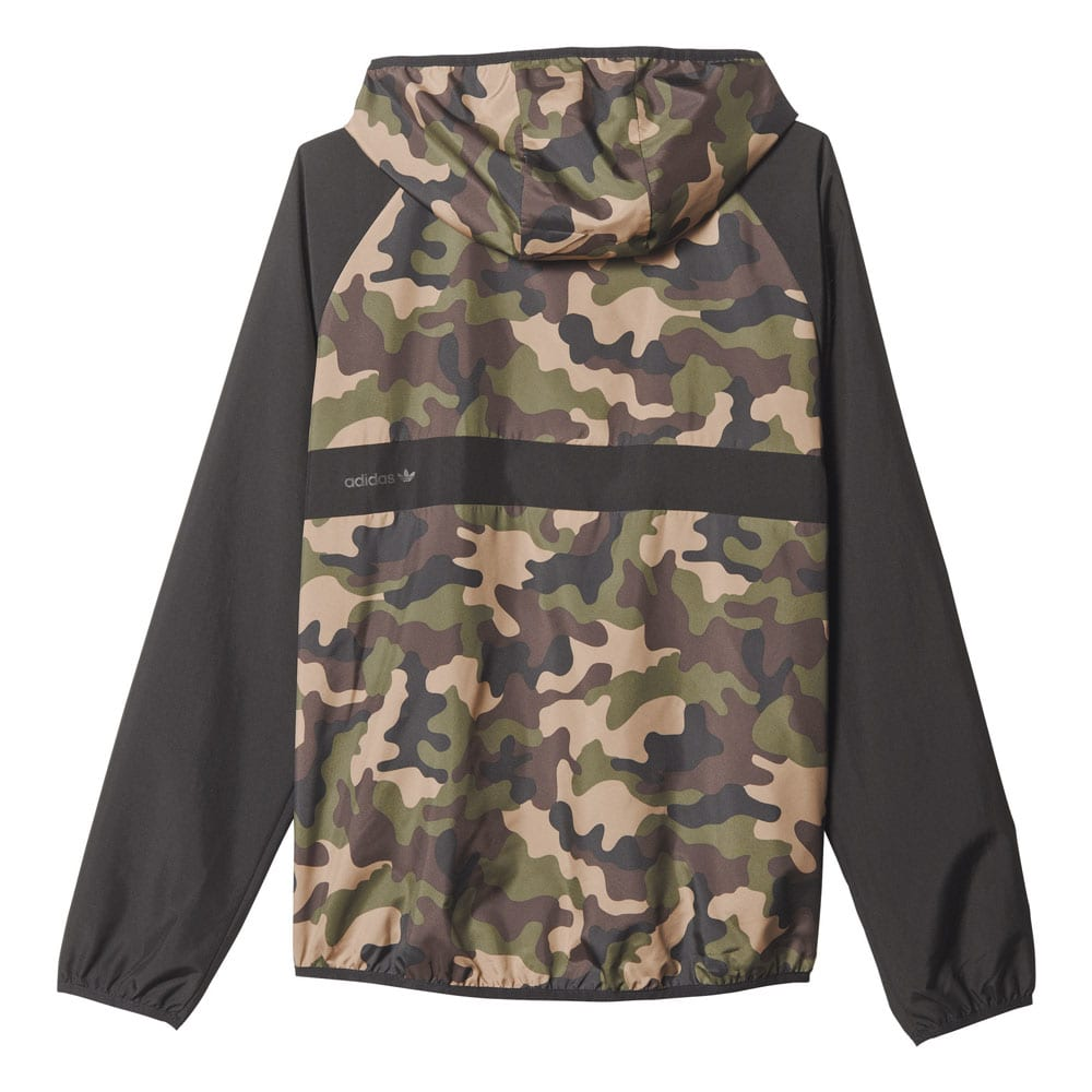 adidas originals uncamo windbreaker aop camo print fun. Black Bedroom Furniture Sets. Home Design Ideas
