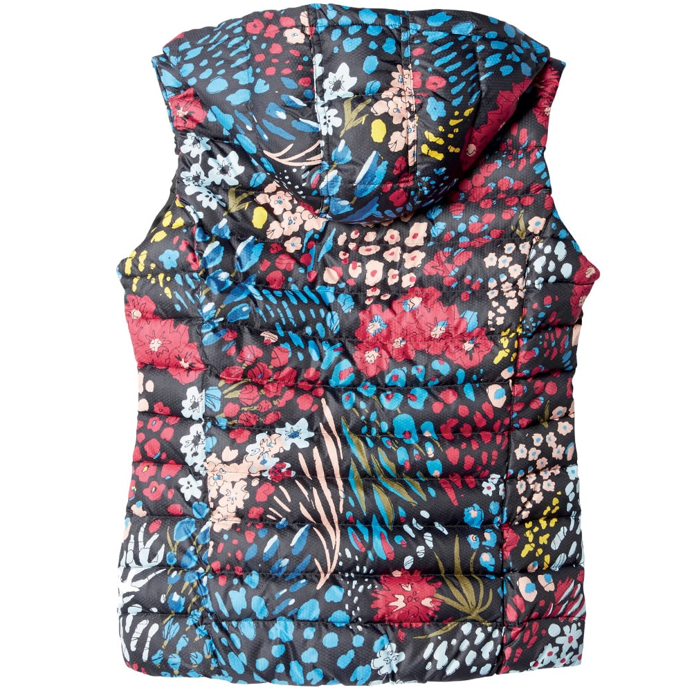 555aa862e2cc adidas Originals Slim Vest Damen-Daunenweste Multicolor   Fun-Sport ...