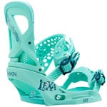 Burton Lexa EST Snowboardbindung 2017 - The Teal Deal