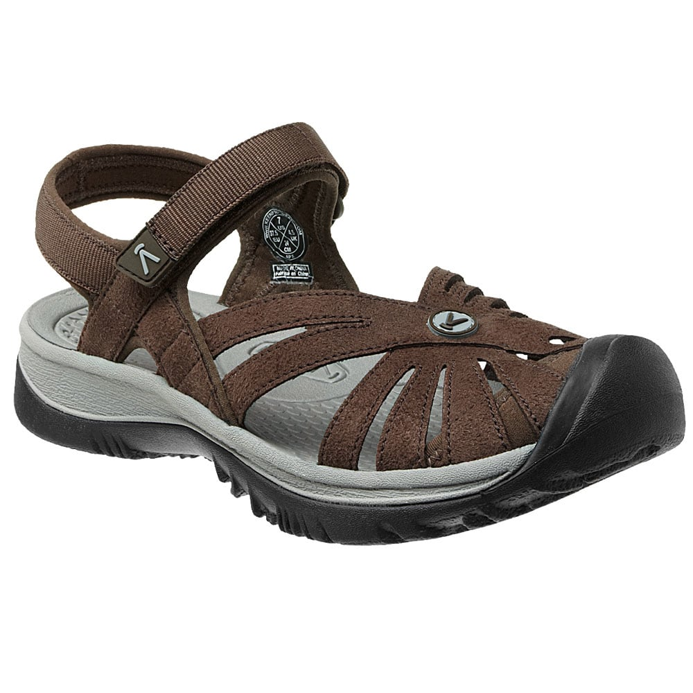 keen rose sandal w damen sandale 1010999 cascade brown gray fun sport vision. Black Bedroom Furniture Sets. Home Design Ideas