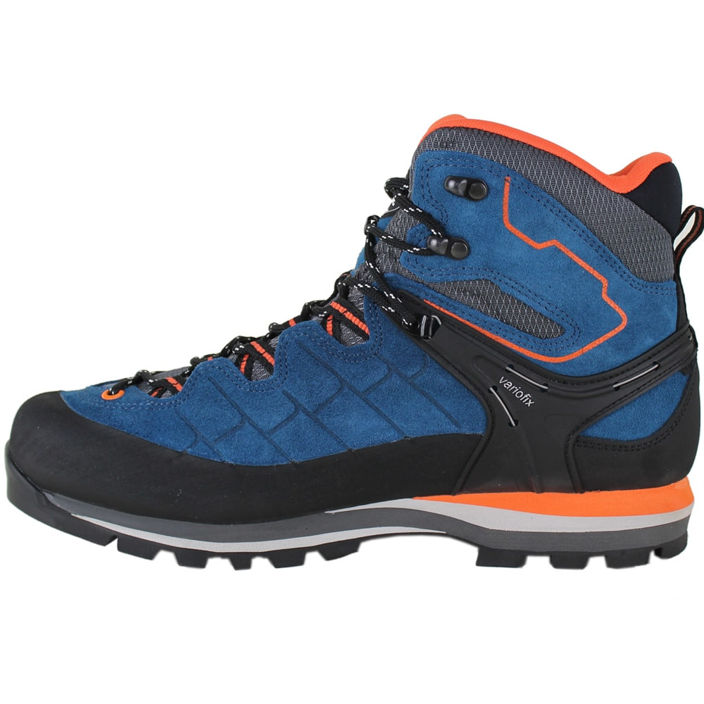 meindl litepeak gtx wanderschuhe blau orange fun sport vision. Black Bedroom Furniture Sets. Home Design Ideas