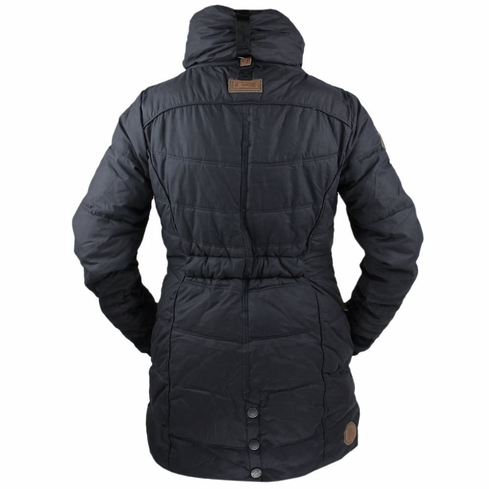 naketano mutantina ii damen winterjacke black fun sport vision. Black Bedroom Furniture Sets. Home Design Ideas