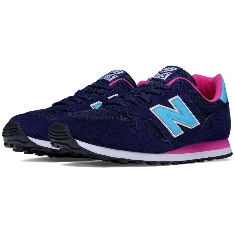 new balance wl373ntp damen sneaker navy fun sport vision. Black Bedroom Furniture Sets. Home Design Ideas