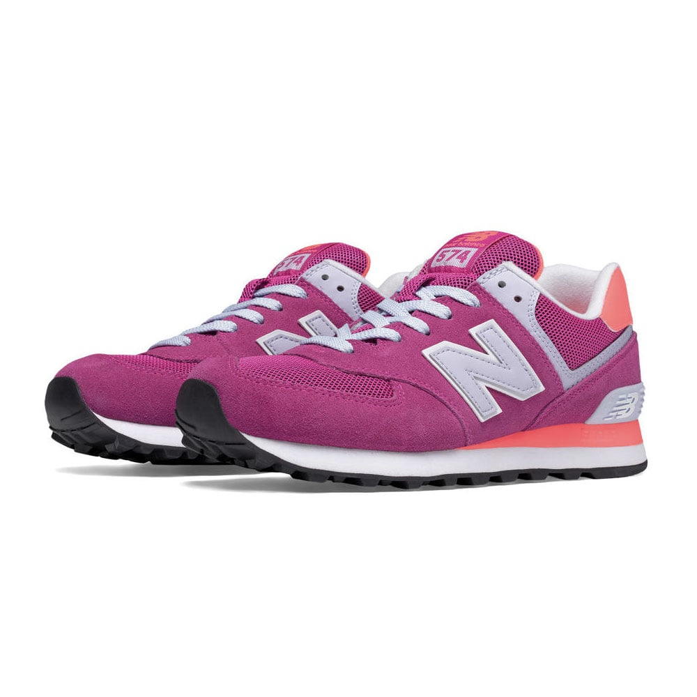 new balance 574 damen pink | Bis 48% OFF Rabatt