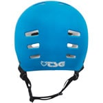 TSG Evolution Solid Color Skatehelm - Flat Dark Cyan