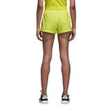 adidas Originals Highwaist Short Damen-Hose Semi Solar Yellow
