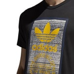 adidas Originals Traction Tongue Herren-Shirt Black