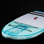 Fanatic Inflatable Diamond Air Stand Up Paddle Board Turquoise