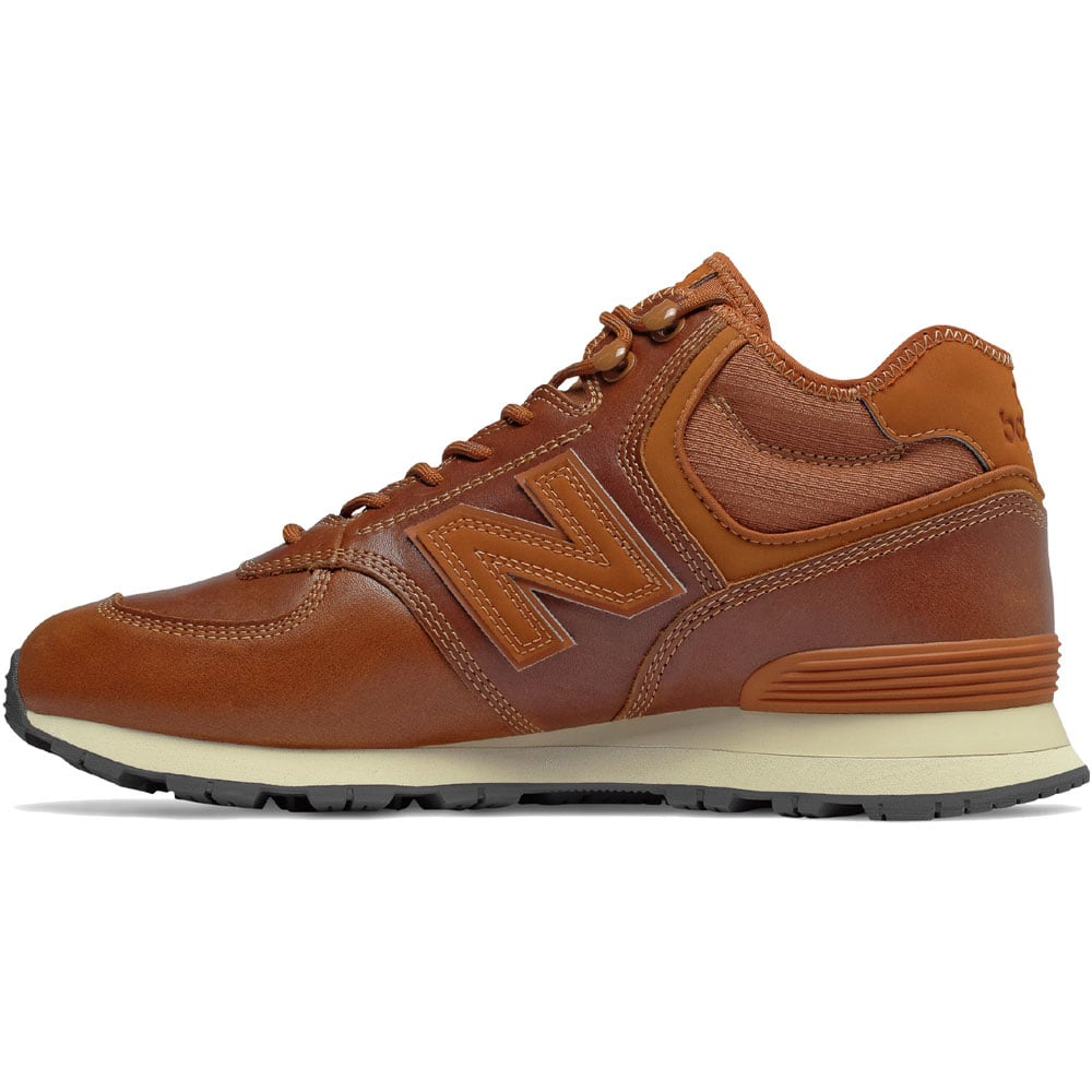 Winterschuhe Mid Balance 574 2018 New Leather 9EH2ID
