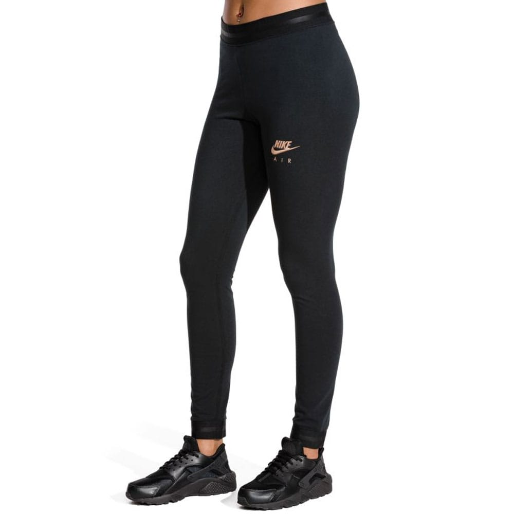 nike air leggings rose gold